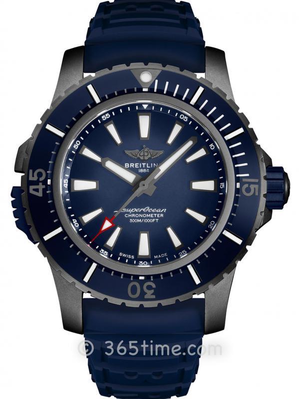 百年灵超级海洋二代V17369101C1S1自动机械腕表48