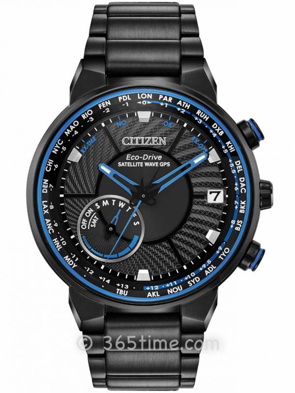 Citizen西铁城GPS卫星对时腕表CC3038-51E