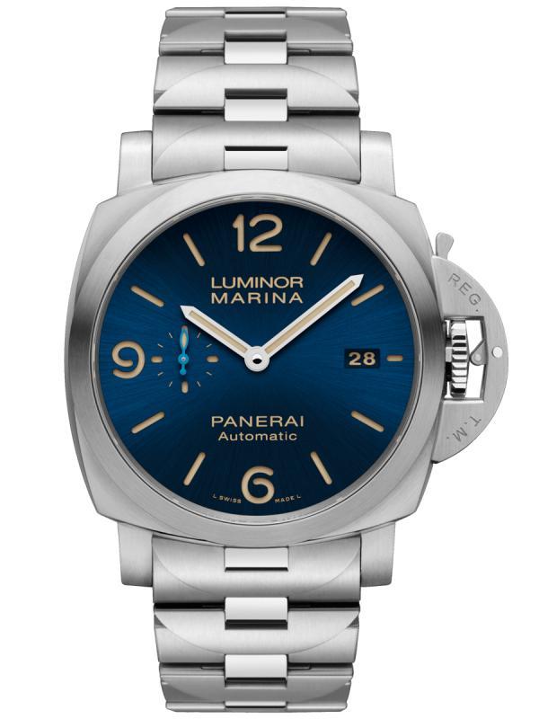沛纳海Luminor系列男士自动marina腕表PAM01058