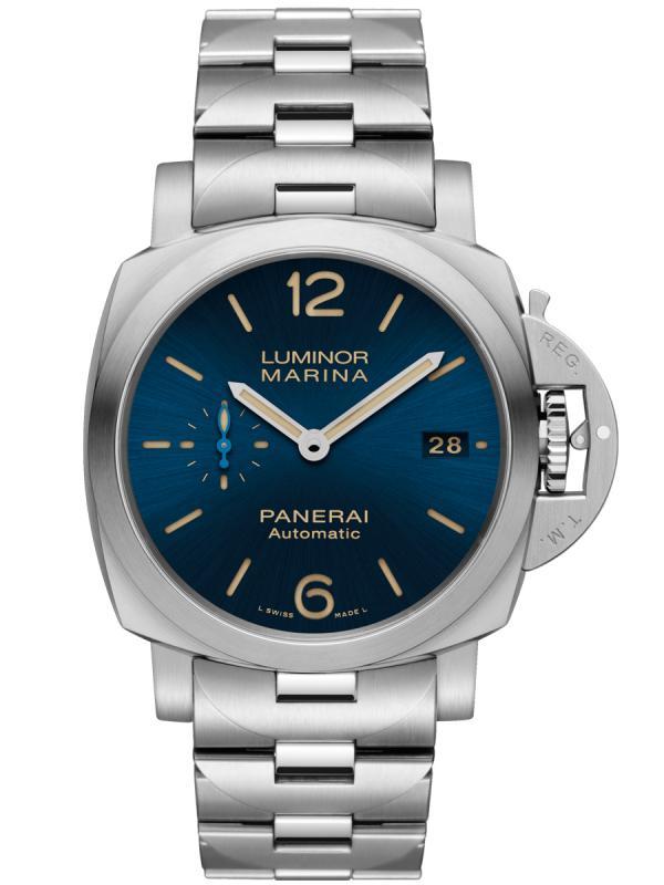 沛纳海Luminor系列男士自动marina腕表PAM01028