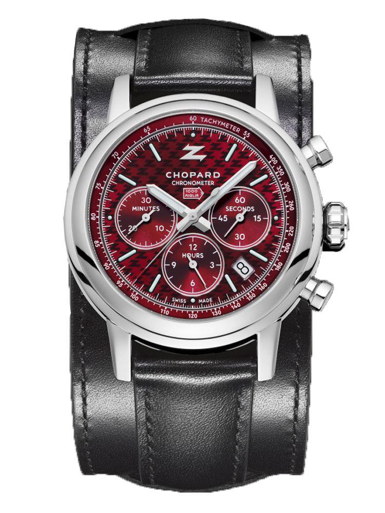 萧邦经典赛车Mille Miglia ZAGATO百年纪念