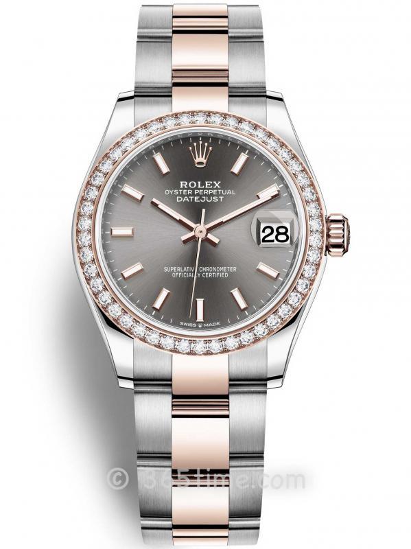 Rolex劳力士日志型31腕表278381rbr-0017