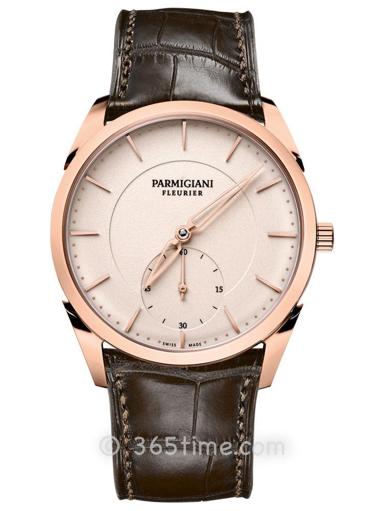 帕玛强尼TONDA系列超薄玫瑰金男士自动腕表PFC288-1002401-HA1242