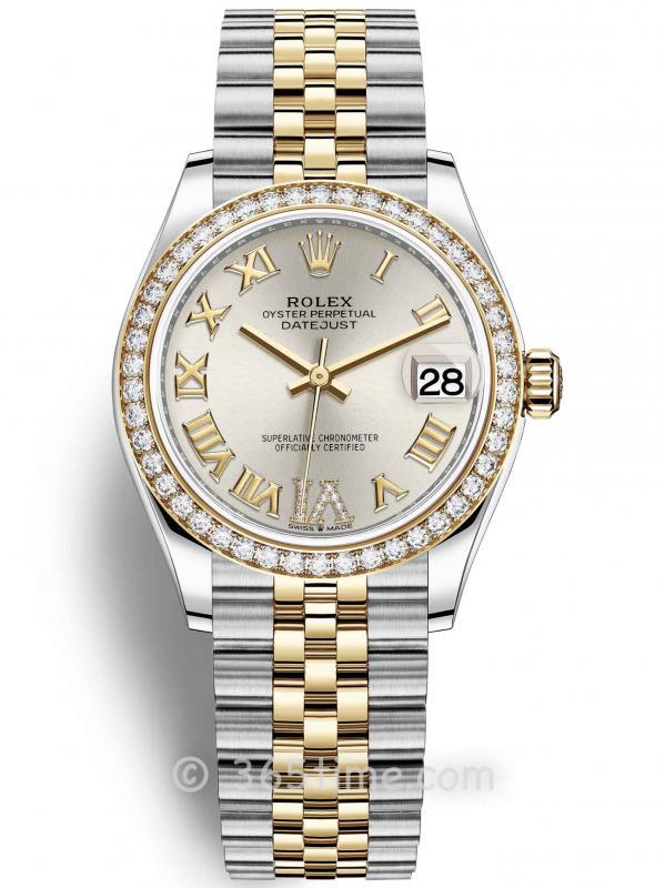 Rolex劳力士日志型31腕表278383rbr-0004