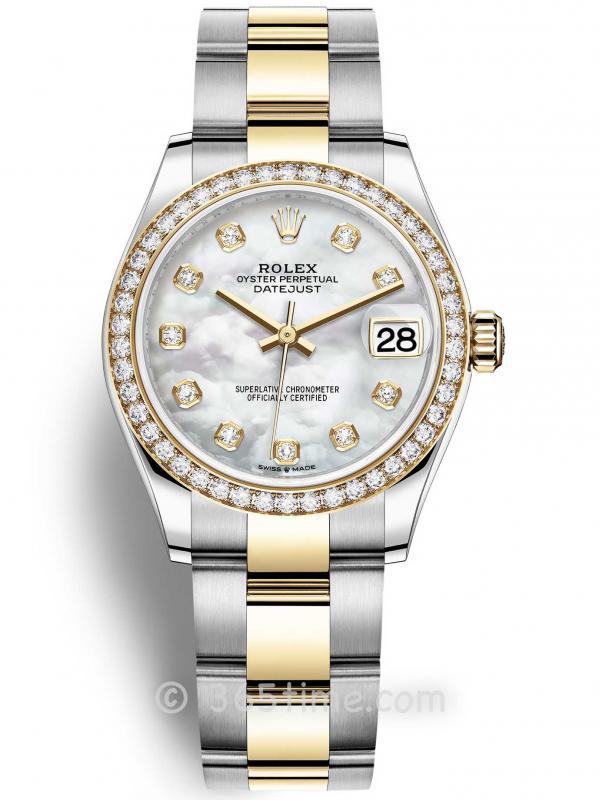 Rolex劳力士日志型31腕表278383rbr-0027
