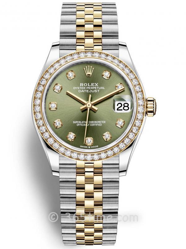 Rolex劳力士日志型31腕表278383rbr-0030