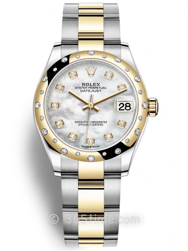 Rolex劳力士日志型31腕表278343rbr-0027