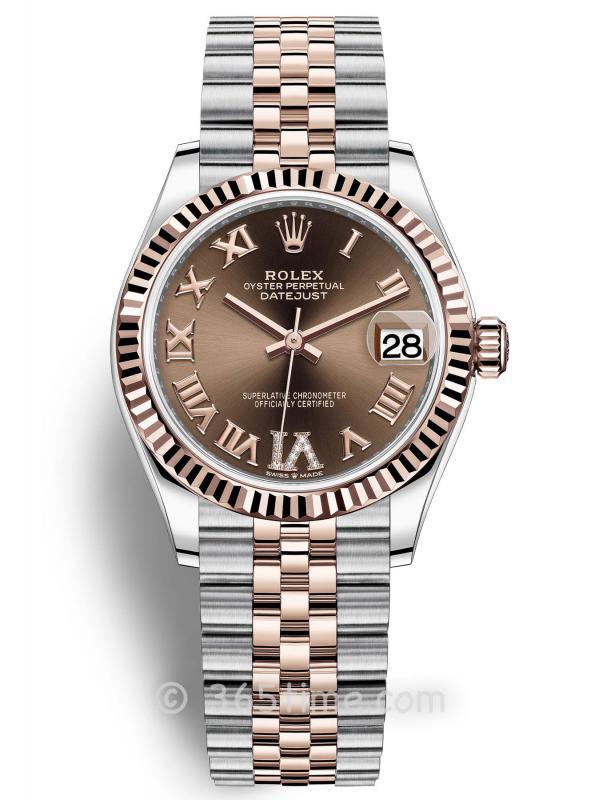 Rolex劳力士日志型31腕表278271-0004