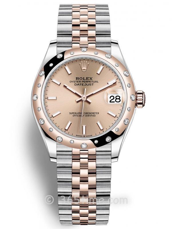 Rolex劳力士日志型31腕表278341rbr-0010