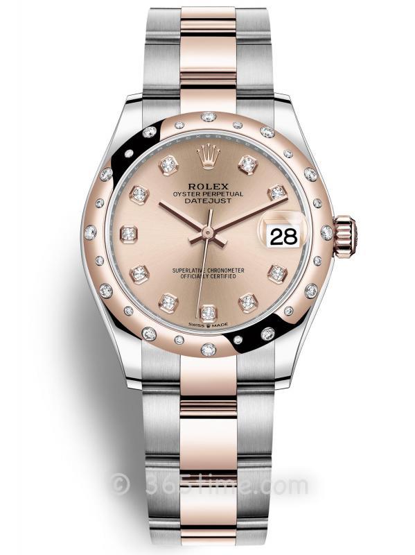Rolex劳力士日志型31腕表278341rbr-0023