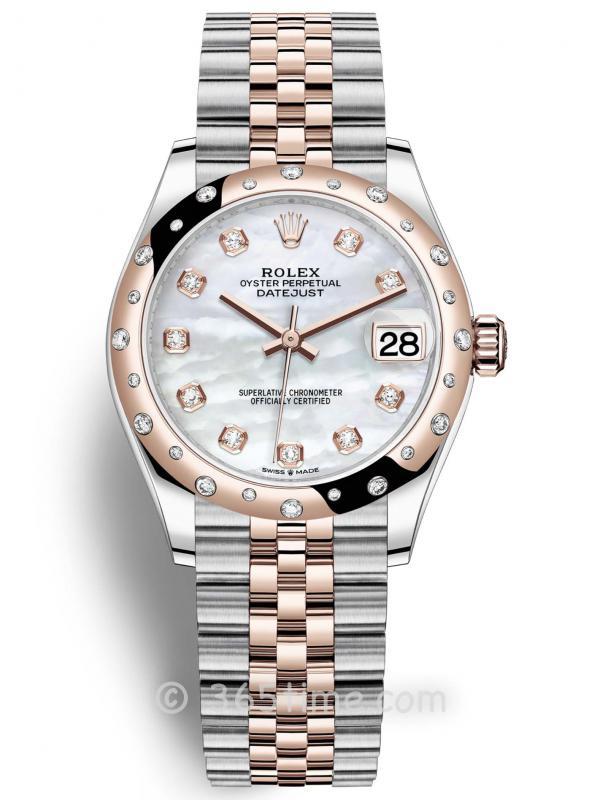 Rolex劳力士日志型31腕表278341rbr-0026