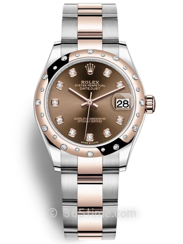 Rolex劳力士日志型31腕表278341rbr-0027
