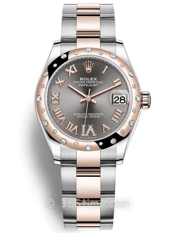 Rolex劳力士日志型31腕表278341rbr-0029