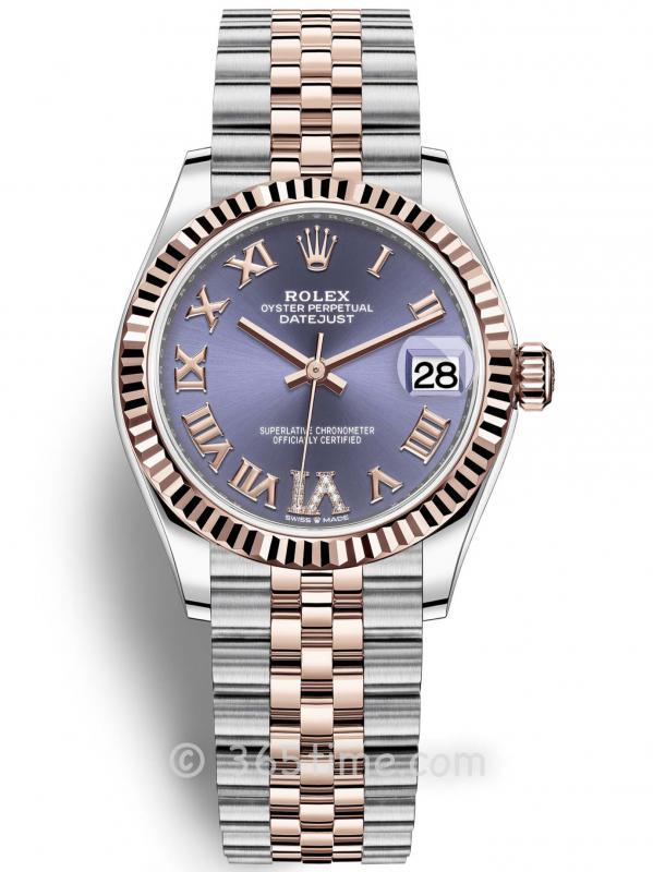 Rolex劳力士日志型31腕表278271-0020