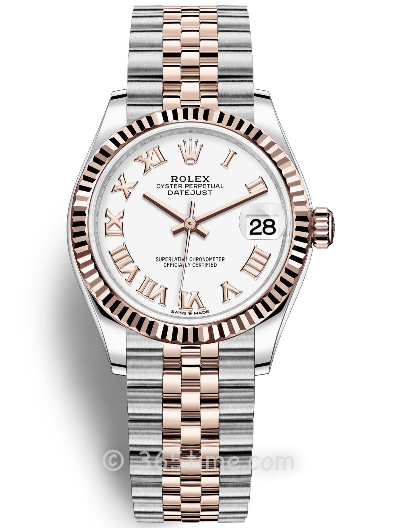 Rolex劳力士日志型31腕表278271-0002