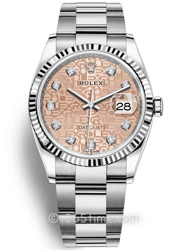 Rolex劳力士日志型36腕表126234-0024