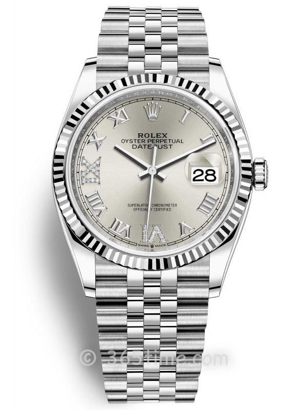 Rolex劳力士日志型36腕表126234-0029