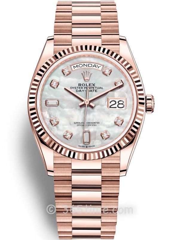 Rolex劳力士星期日历型36腕表128235-0029