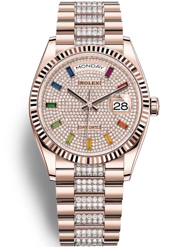 Rolex劳力士星期日历型36腕表128235-0040