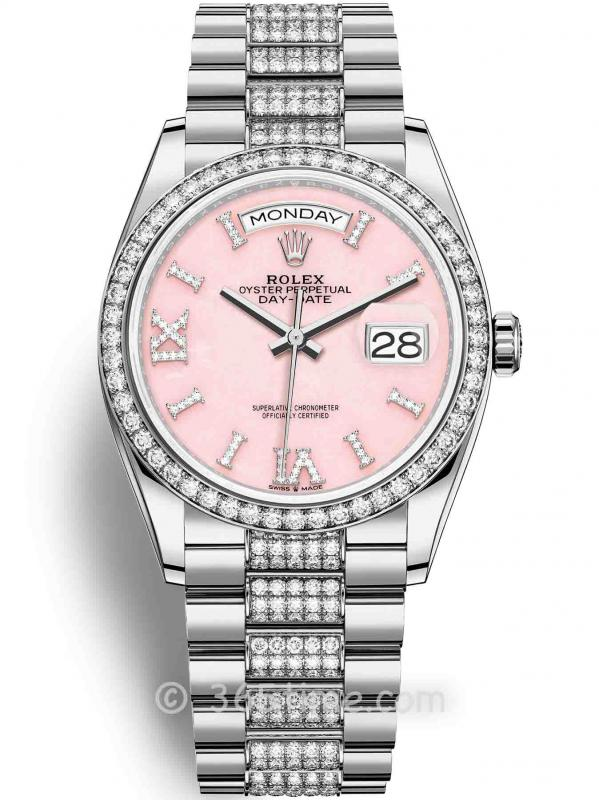 Rolex劳力士星期日历型36腕表128349rbr-0017