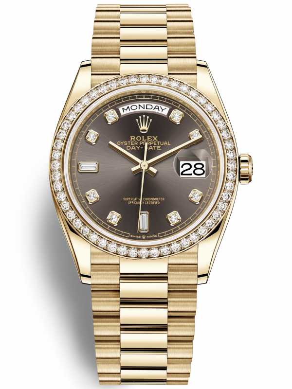 Rolex劳力士星期日历型36腕表128348rbr-0005