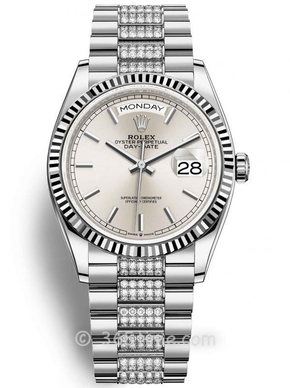 Rolex劳力士星期日历型36腕表128239-0025