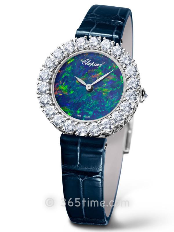 萧邦L'Heure du Diamant女士自动机械珠宝13A378-1006