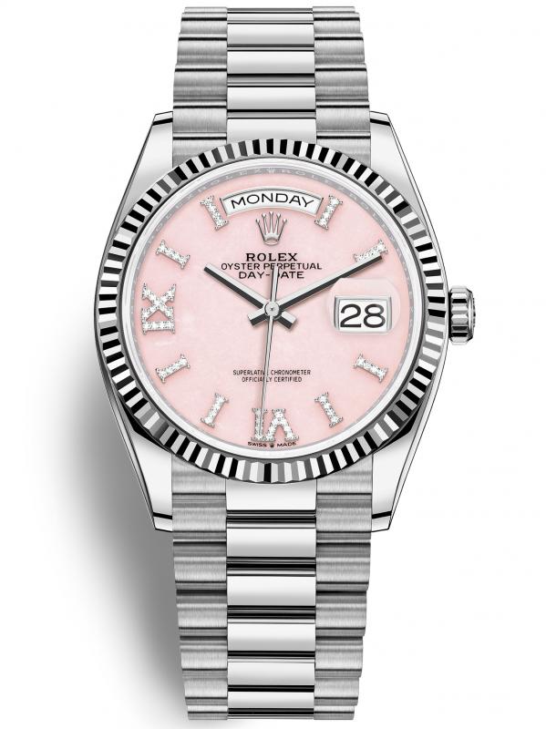 Rolex劳力士星期日历型36腕表128239-0021