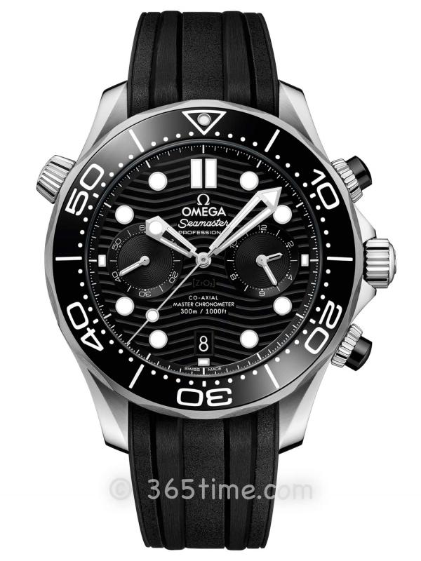 欧米茄海马系列300米专业潜水表210.32.44.51.01.001同轴至臻天文台计时腕表