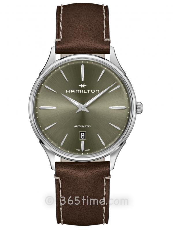 汉米尔顿爵士系列纤薄自动腕表H38525561
