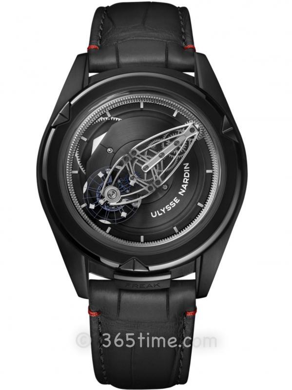雅典奇想系列2503-250/BLACK奇想创见腕表