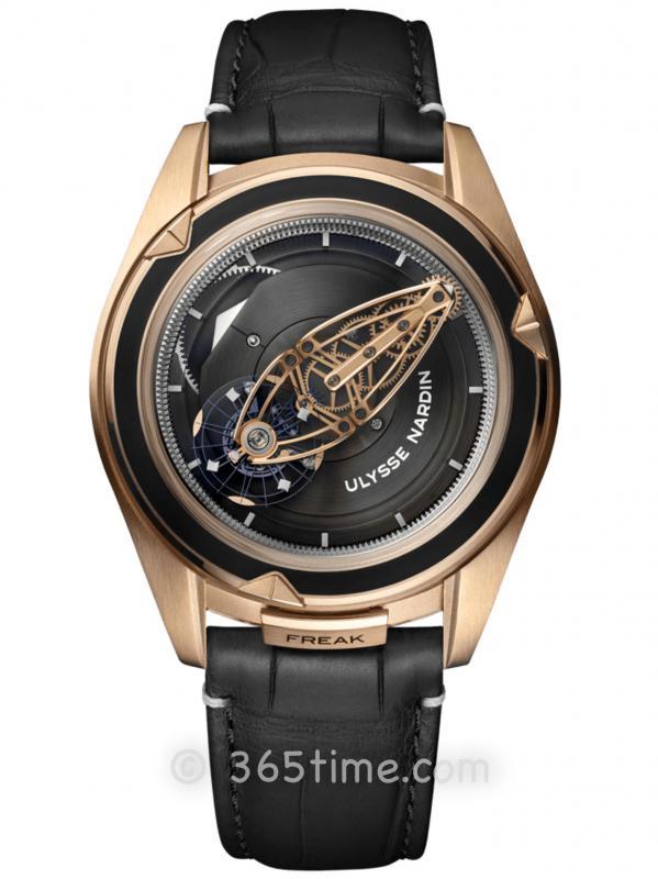雅典奇想系列2502-250LE奇想创见腕表