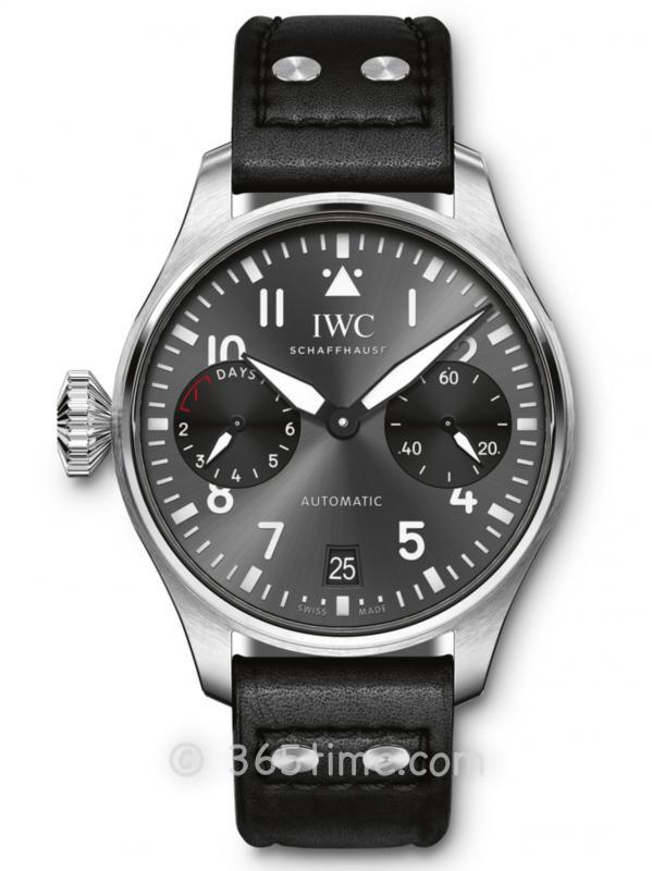 IWC万国大型飞行员限量版左撇子腕表IW5010-12