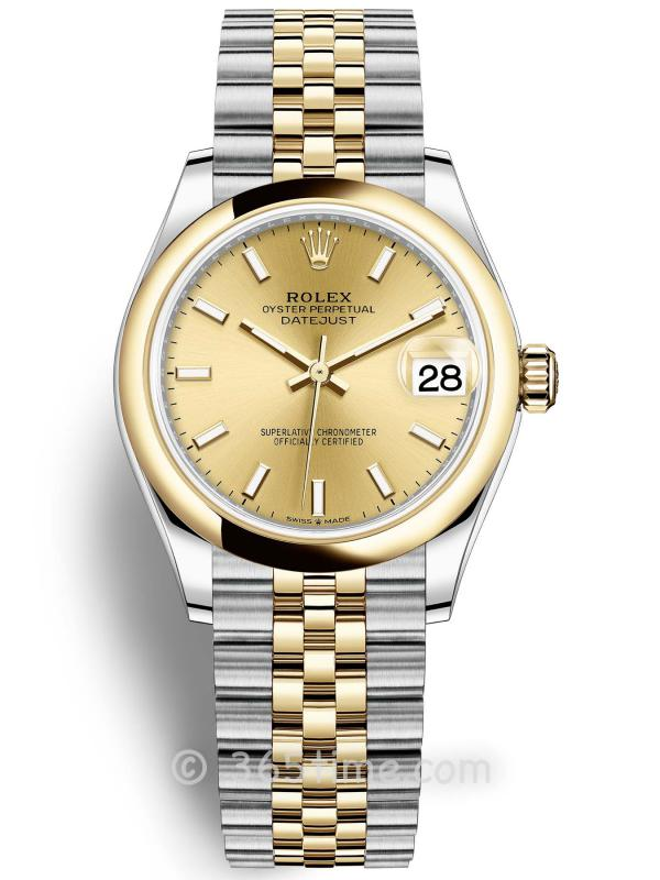 Rolex劳力士日志型31腕表278243-0014