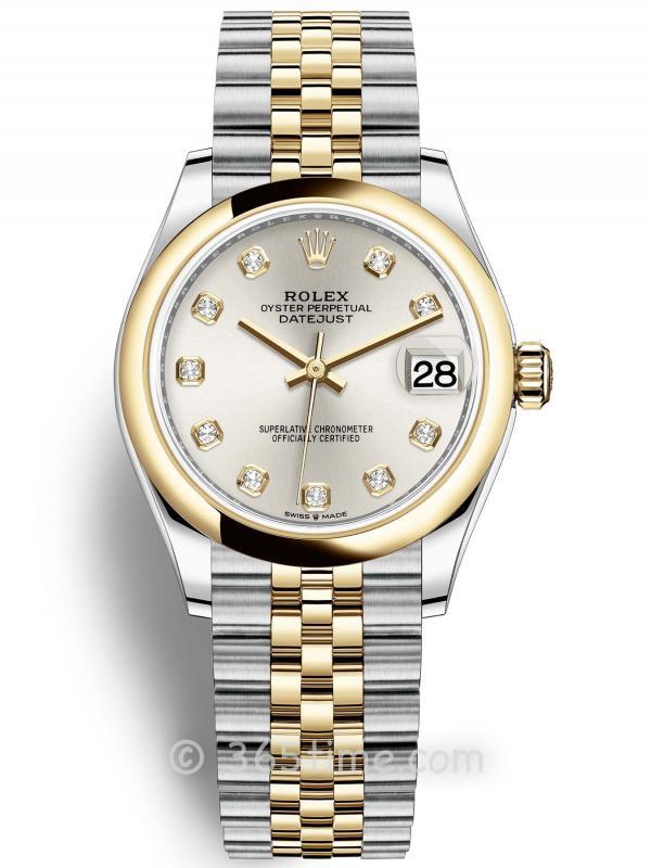 Rolex劳力士日志型31腕表278243-0020