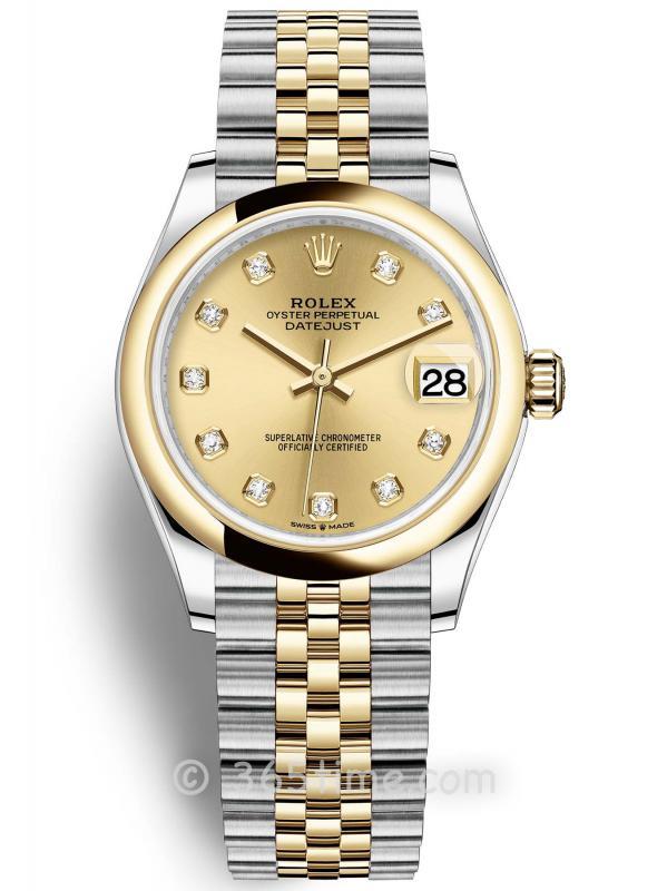 Rolex劳力士日志型31腕表278243-0026