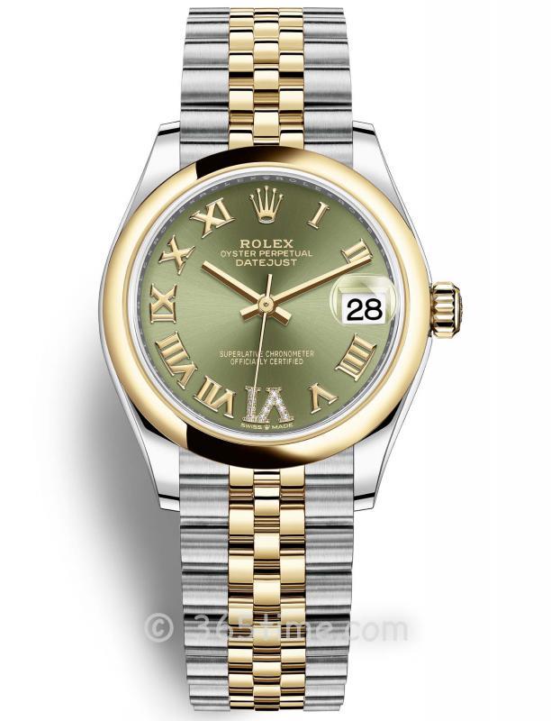 Rolex劳力士日志型31腕表278243-0016