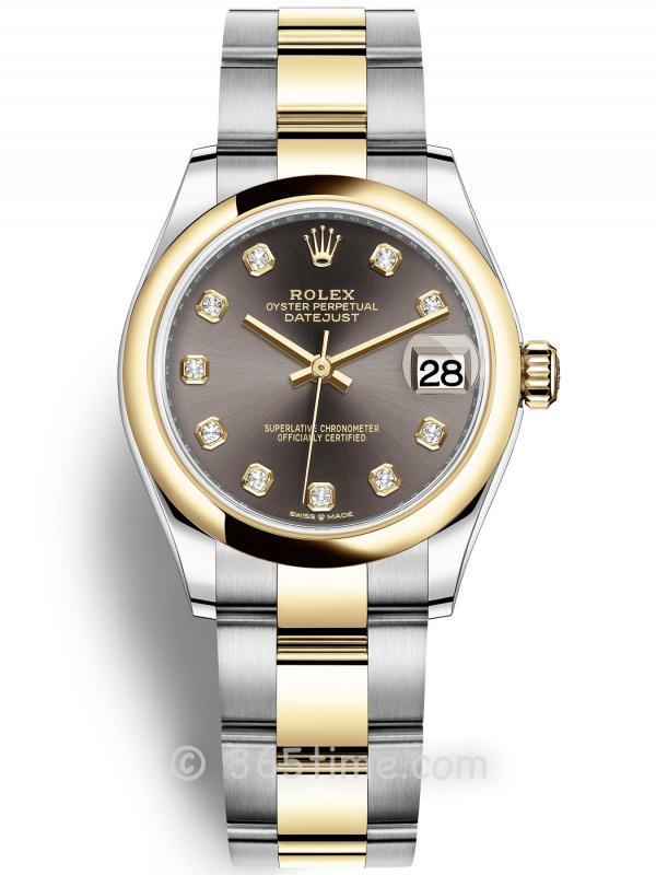 Rolex劳力士日志型31腕表278243-0021