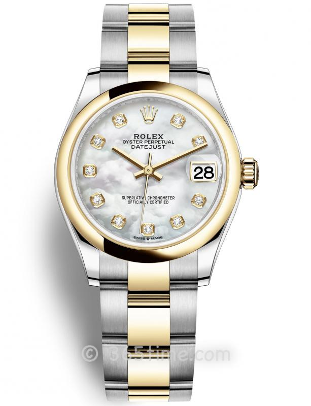 Rolex劳力士日志型31腕表278243-0027