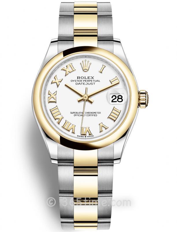 Rolex劳力士日志型31腕表278243-0001