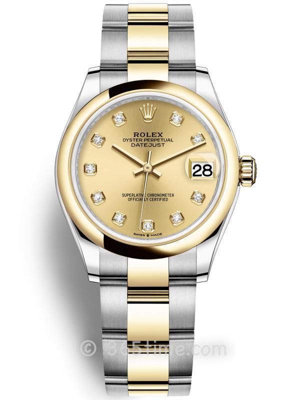 Rolex劳力士日志型31腕表278243-0025