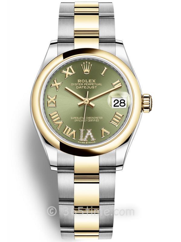 Rolex劳力士日志型31腕表278243-0015