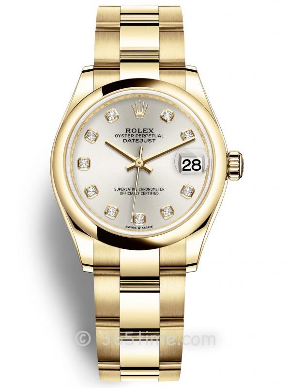 Rolex劳力士日志型31女表278248-0033