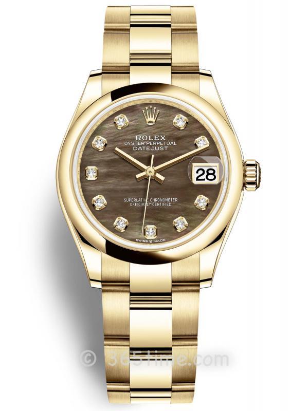 Rolex劳力士日志型31女表278248-0037