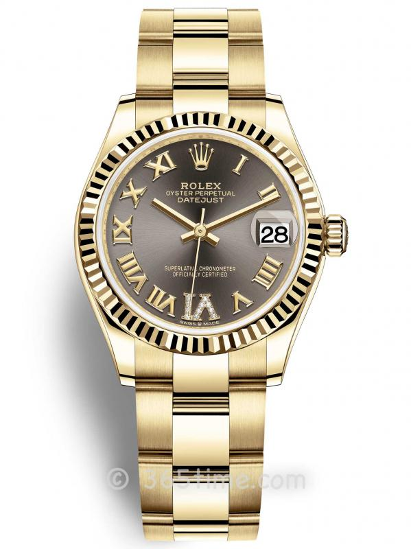 Rolex劳力士日志型31女表278278-0031