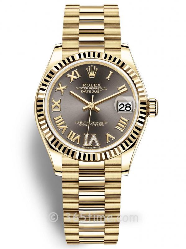 Rolex劳力士日志型31女表278278-0032