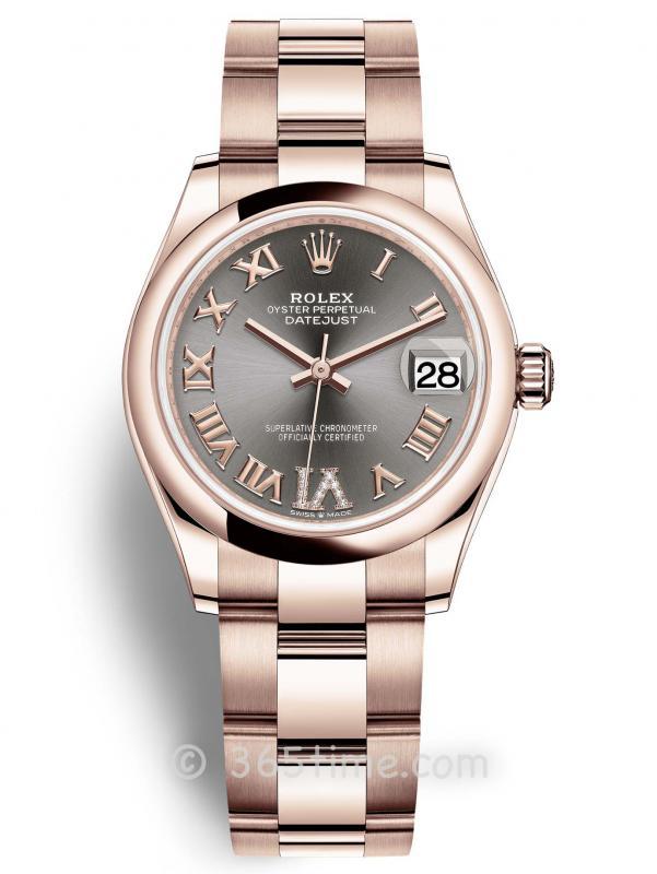 Rolex劳力士蚝式恒动日志型31女士手表278245-0031