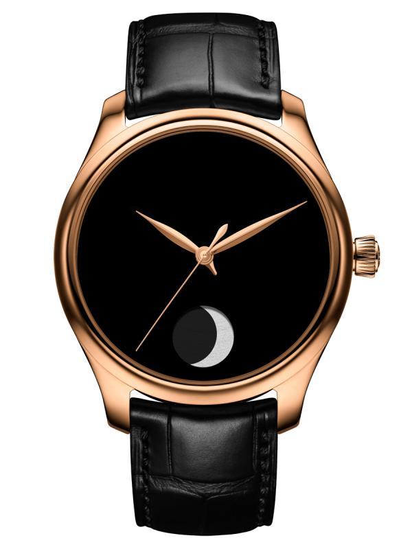 亨利慕时勇创者恒动月相ONLY WATCH概念腕表1801-0401