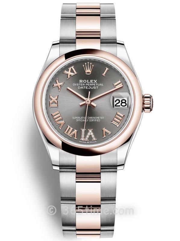 Rolex劳力士蚝式恒动日志型31女士手表278241-0029