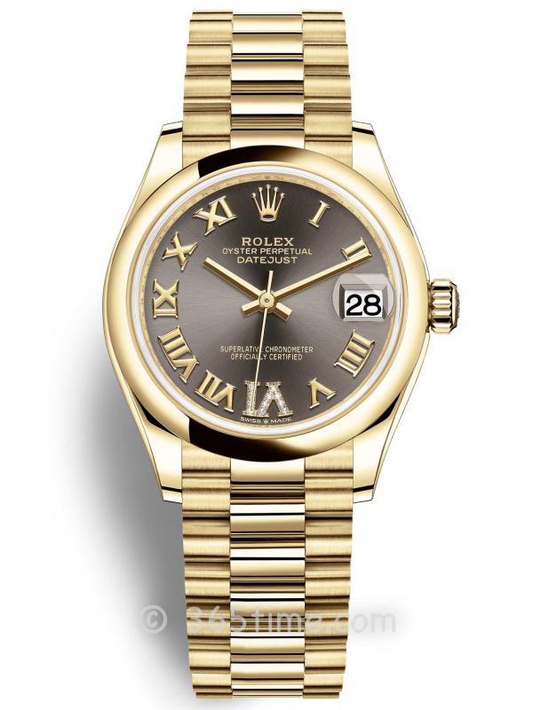 Rolex劳力士蚝式恒动日志型31女士手表278248-0032
